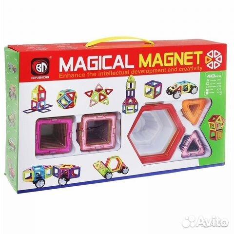 Макбилдинг магнитный конструктор