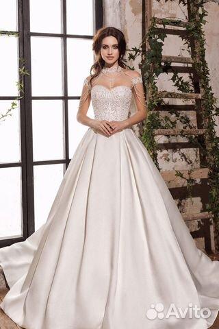 6bb62ab9751 Свадебное платье