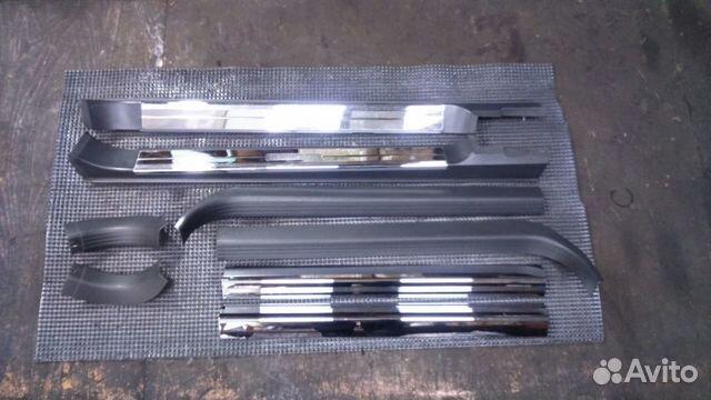 Накладки салонные Merceses W215 CL600 / CL500 89143292009 купить 1