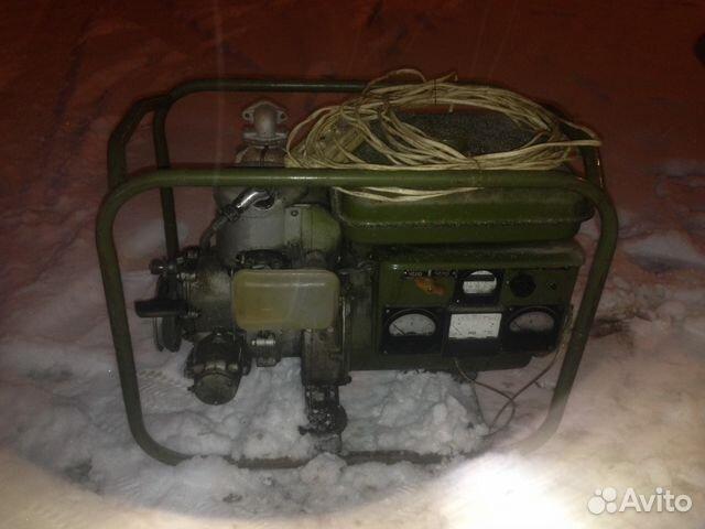 Советский бензиновый генератор на 36 вольт малошумящий стабилизатор напряжения 5в