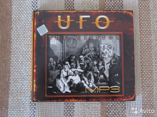 Диск UFO mp3 89622555007 купить 1