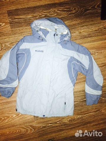 Куртка спортивная Columbia женская купить в Москве на Avito ... de0b1f8b0dc