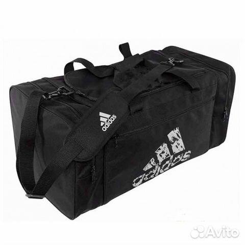2d246e8cdbd6 Спортивная Сумка Adidas Team Bag купить в Санкт-Петербурге на Avito ...