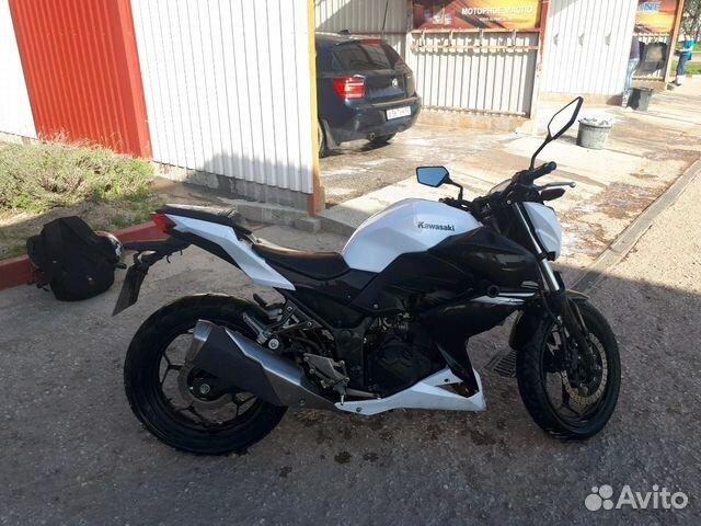 1c32de2c992a Продам Kawasaki ER (Z) 250 2014 г.в купить в Республике Крым на ...