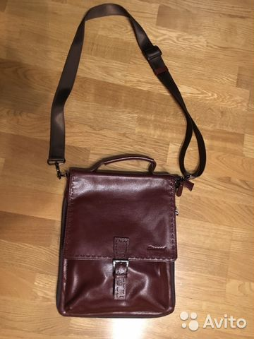 23dcaa93300b Мужская сумка redmond натуральная кожа   Festima.Ru - Мониторинг ...
