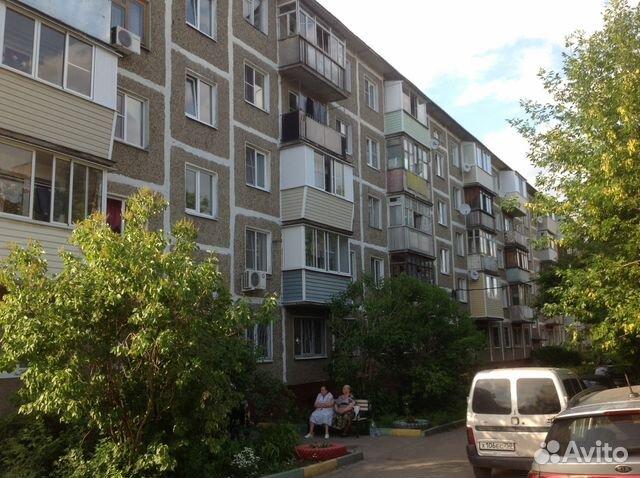 Продается двухкомнатная квартира за 3 400 000 рублей. Домодедово, Московская область, улица Текстильщиков, 1.