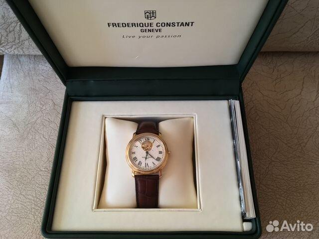Фредерик продать констант часы часы стоимость ремешка на