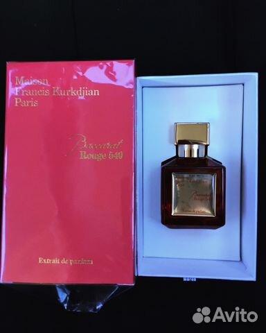 духи Baccarat Rouge 540 Extrait De Parfum 70мл Festimaru