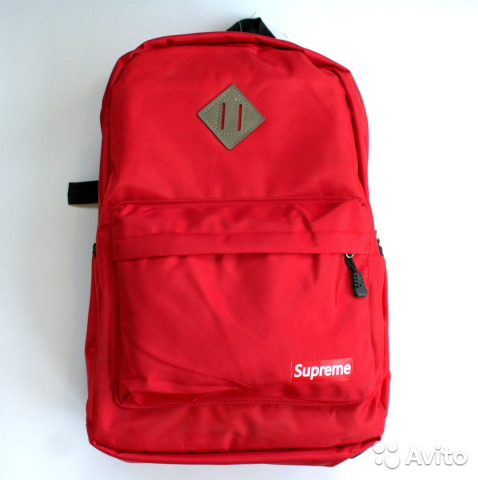 e5d2ec0f7f3f рюкзак Supreme разноцветный купить в санкт петербурге на Avito