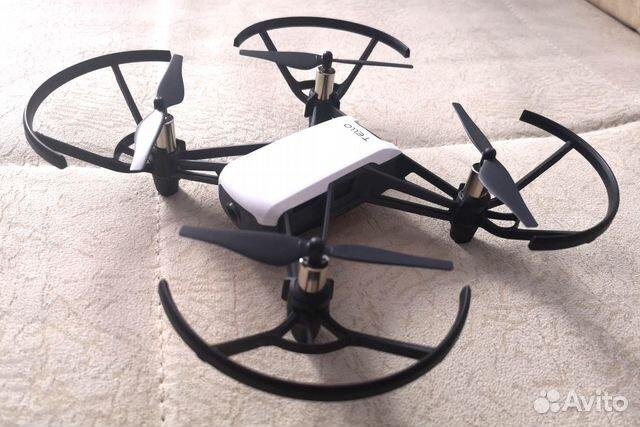Квадрокоптер ryze Tello (новый, офиц гарантия) купить в