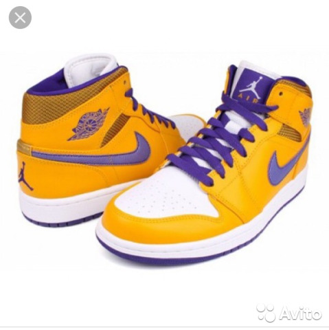 1035a22e Nike Air Jordan 1 Retro Mid | Festima.Ru - Мониторинг объявлений