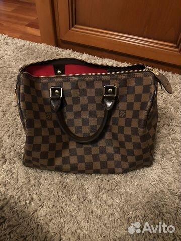 f88b0e6bb80c Сумка Louis Vuitton speedy 30 оригинал   Festima.Ru - Мониторинг ...