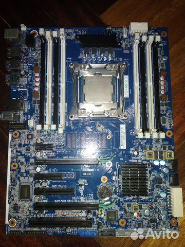 Hp Z440 Motherboard
