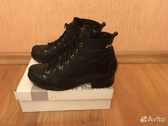 2bec1992a0db Женские кожаные ботинки   Festima.Ru - Мониторинг объявлений