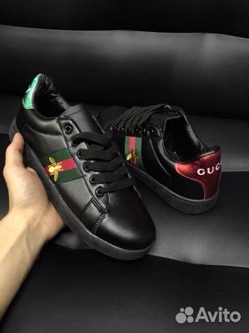 667c780e Кроссовки Gucci купить в Москве на Avito — Объявления на сайте Авито