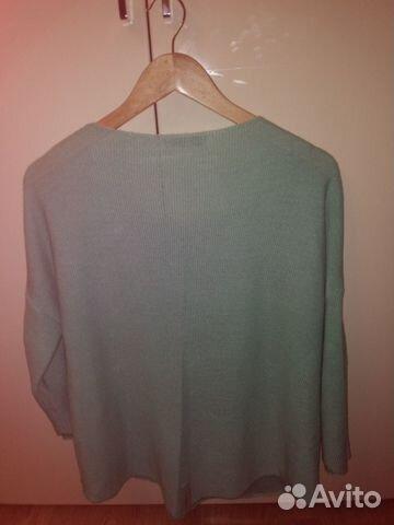 Продаю вязаный трикотаж свитер