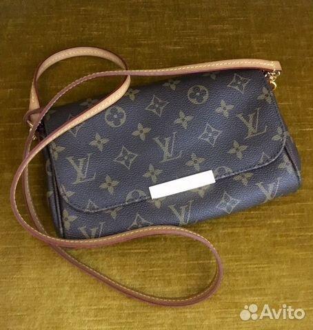 4ed47daaf1a2 Сумка Louis Vuitton favorite PM оригинал | Festima.Ru - Мониторинг ...