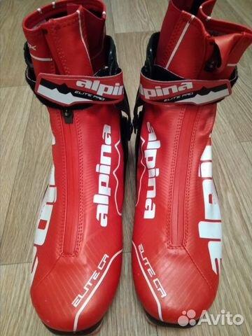 cc9f5274 Лыжные ботинки Alpina Esk Pro новые | Festima.Ru - Мониторинг объявлений