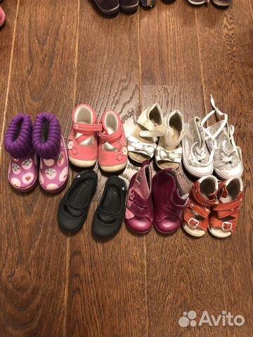 b0b341bf1 Обувь пакетом Crocs, Скороход, Mothercare 18-21р | Festima.Ru ...