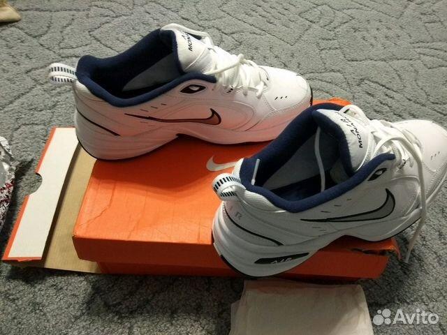 d86a98f6 Кроссовки Nike air Monarch   Festima.Ru - Мониторинг объявлений