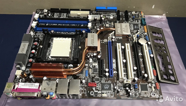 ASUS A8N32-SLI DELUXE DRIVER DOWNLOAD