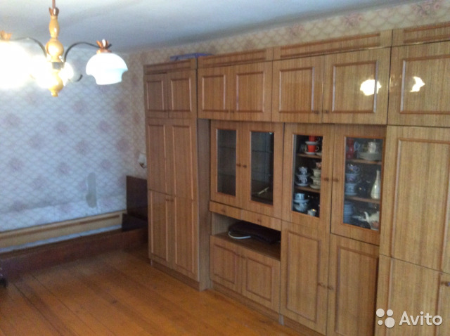 Продается однокомнатная квартира за 1 540 000 рублей. Новгородская область, Великий Новгород, Большая Московская улица, 110.