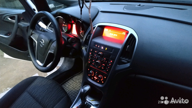 Opel Astra, 2013 89894918352 купить 10