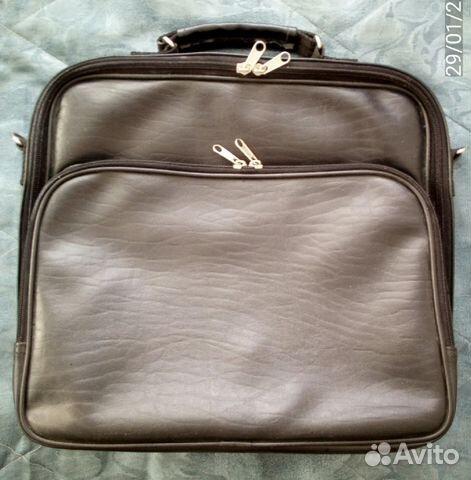 78eeb40d4f6a Сумка-портфель новая купить в Новосибирской области на Avito ...