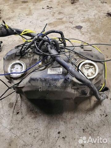 89226688886 Бак топливный (Land Rover Range Rover)