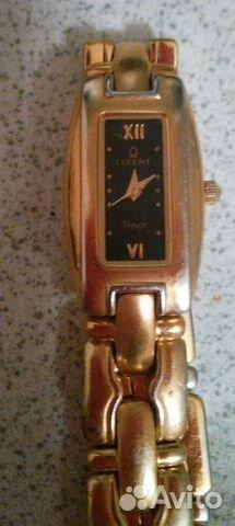 655d2b0b Часы Tresor Lucent Япония позолоченные, винтаж купить в Москве на ...