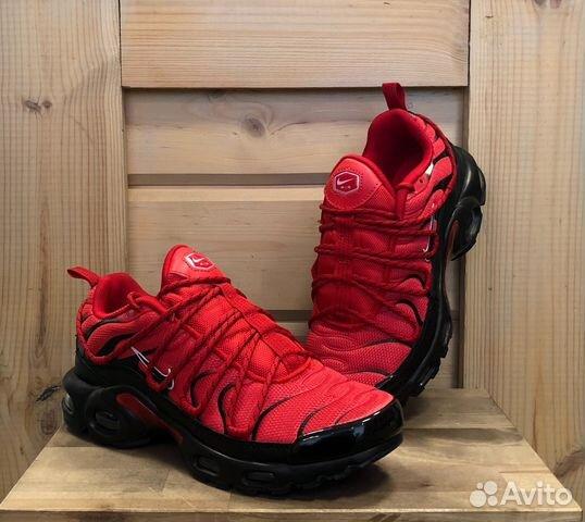 aad42bd1 Кроссовки Nike Air Max TN+ купить в Челябинской области на Avito ...