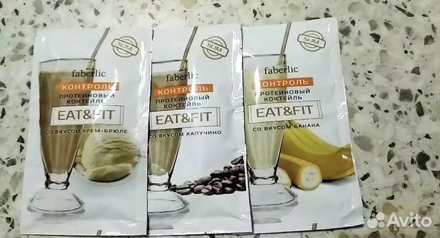 коктейли фаберлик для похудения отзывы