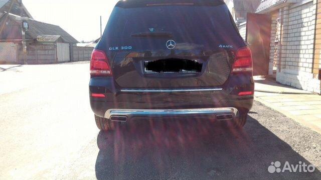 Mercedes-Benz GLK-класс, 2013 89192905152 купить 6