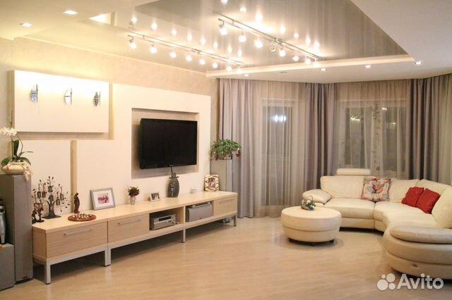 Продается четырехкомнатная квартира за 9 000 000 рублей. г Челябинск, ул Университетская Набережная, д 28.