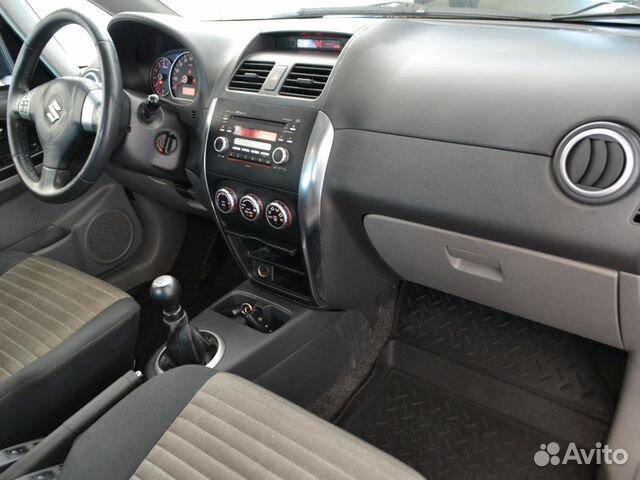 Купить Suzuki SX4 пробег 219 190.00 км 2008 год выпуска