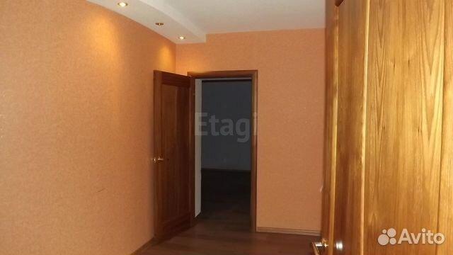Продается трехкомнатная квартира за 6 800 000 рублей. Респ Коми, г Ухта, наб Газовиков, д 4/2.