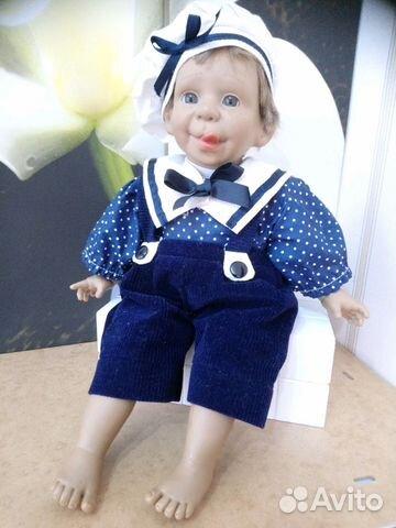 Характерные куклы Panre, клеймо, 38 см  89114929297 купить 1