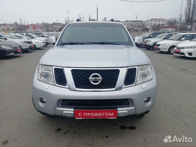 Купить Nissan Pathfinder пробег 140 000.00 км 2010 год выпуска