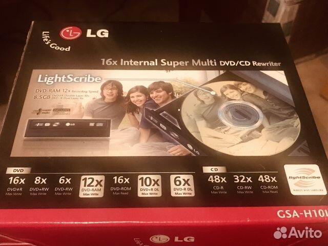 LG GSA-H10L LIGTHSCRIBE TREIBER