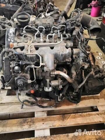 89226688886 Двигатель в сборе (Volkswagen Passat)