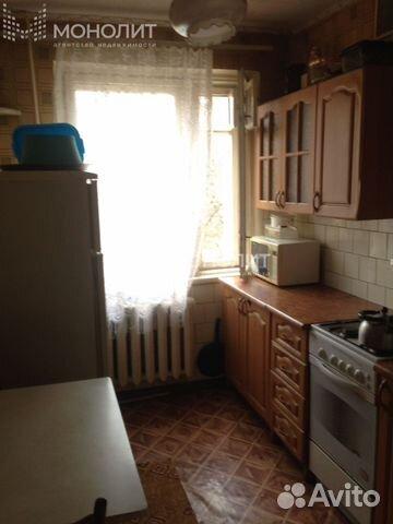 Продается трехкомнатная квартира за 3 600 000 рублей. г Нижний Новгород, ул имени Маршала Рокоссовского К.К., д 8 к 1.