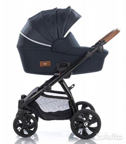 46af0789e4b8a Детская коляска Tutis aero 3 в 1 цвет Navy/сапфир купить в Москве на ...
