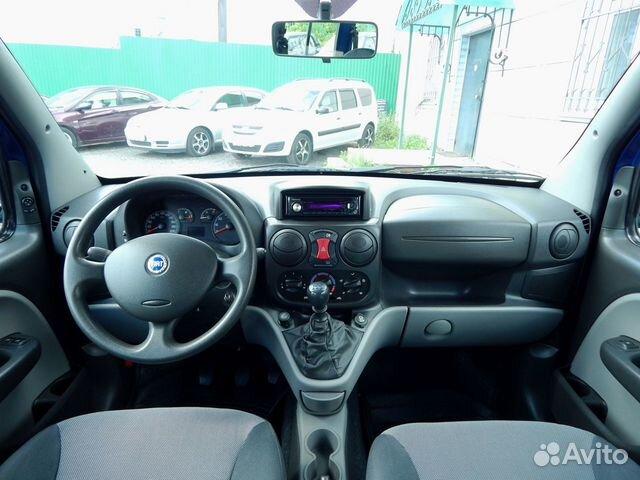 Купить FIAT Doblo пробег 47 000.00 км 2008 год выпуска