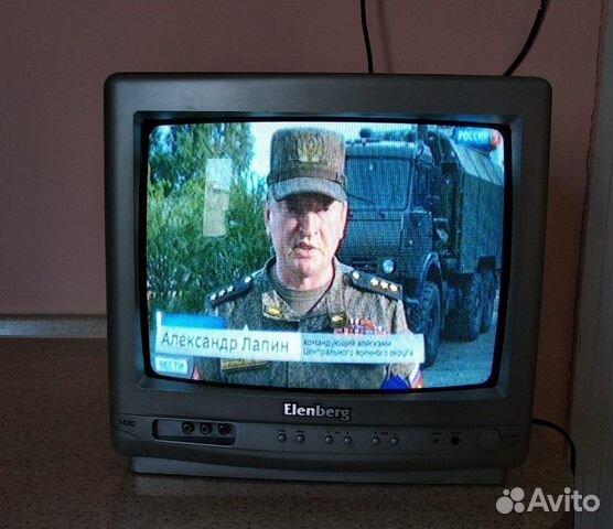 Телевизор Elenberg 1420 Диагональ 14 дюймов