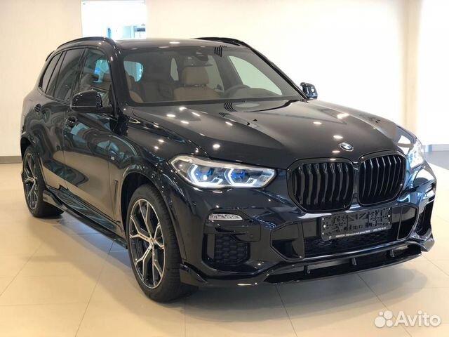BMW X5 3 0 AT, 2019, внедорожник - Транспорт, Автомобили - Москва -  Объявления на сайте