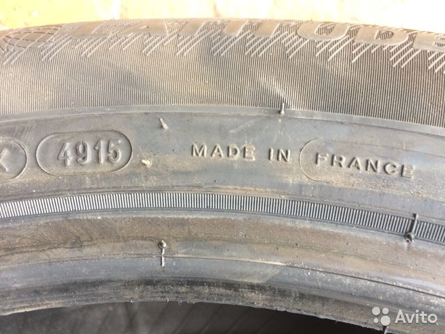 R19 255/50 Michelin Latitude Sport 3 89211101675 купить 5