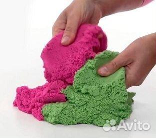 Кинетический песок  89523916808 купить 1