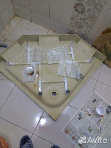 Качественная реставрация душевого поддона,ванной 89081025581 купить 4