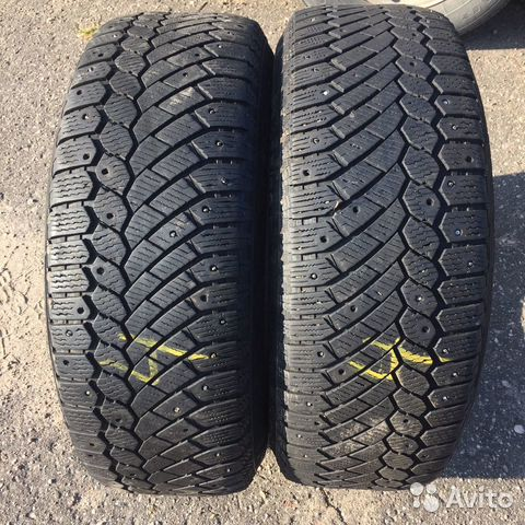 89211101675 235/60 R18 Continental ContiIceContact4x4