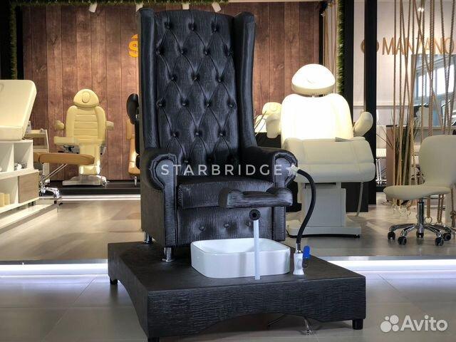 Педикюрное кресло трон 89282266618 купить 5